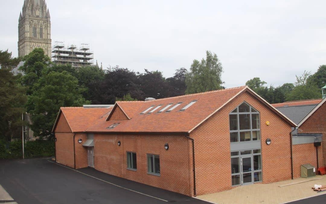 Bishop Wordsworth's School