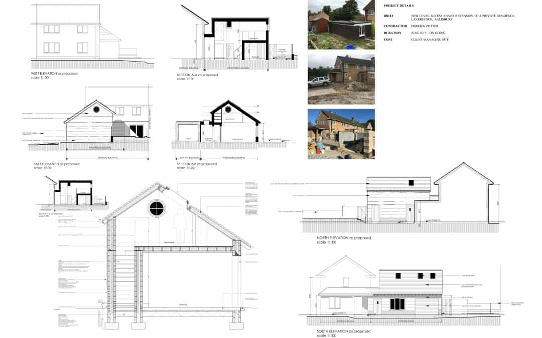 Annex Extension, Salisbury