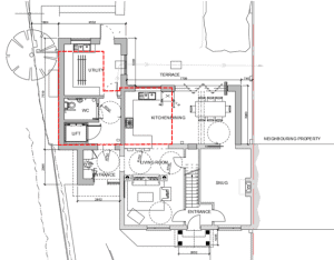 Ground Floor Design
